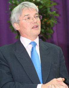 Andrew Mitchell Secretary of State for International Development