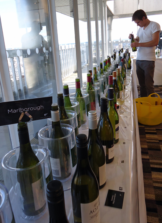 Very nearly three-quarters of those grapes come from Marlborough, by far the biggest of New Zealand's 10 wine regions and the one which put the country on the world wine map with its distinctive, exuberant sauvignon blanc