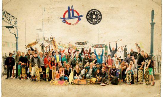 Members of London Longboards