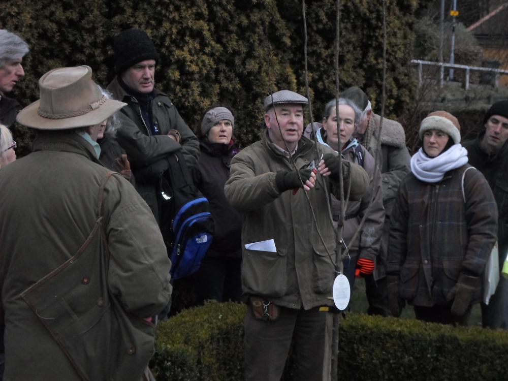 Horticulturist John Gillam