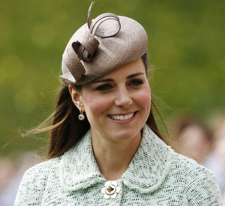 Duchess of Cambridge - certain to be a topic of at least one question