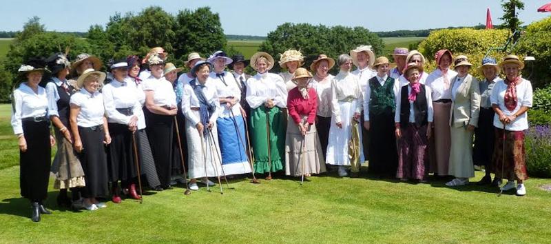 Victorian Ladies' Day at Marlborough Golf Club