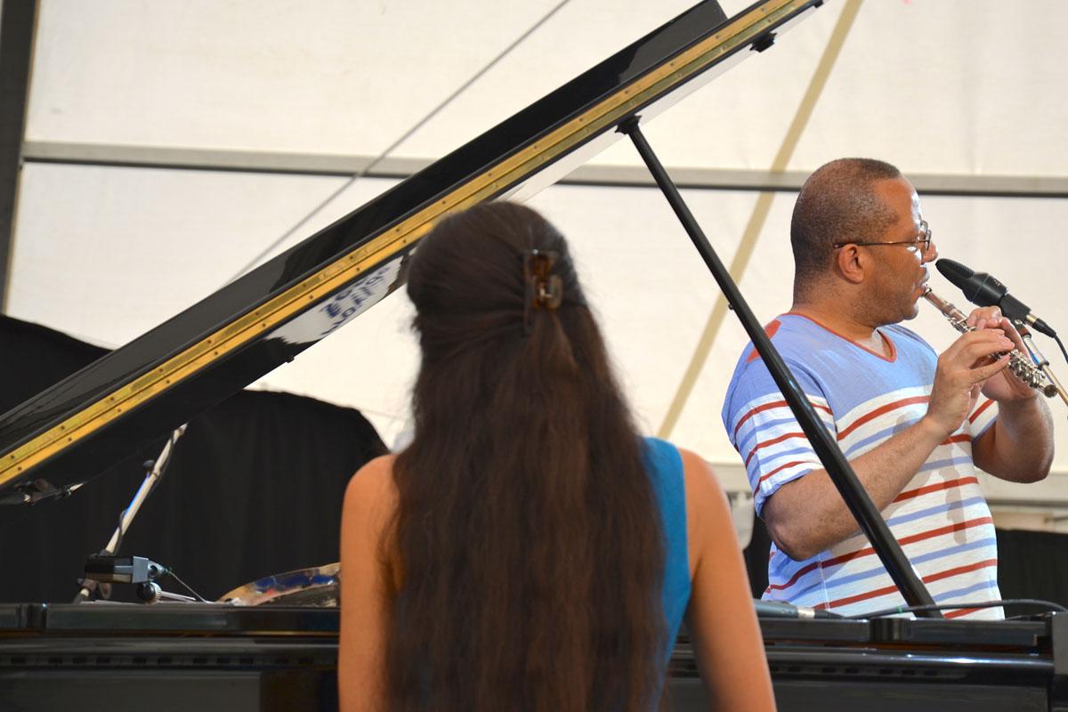 Jazz flute from Rowland Sutherland