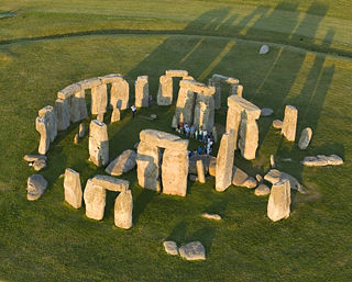 Stonehenge - pic English Heritage