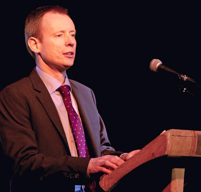 David Mepham (photo: Chris Caswell)