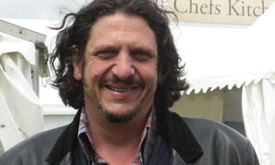 Food guru Jay Rayner