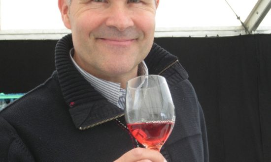 Wine tipster Neil Phillips