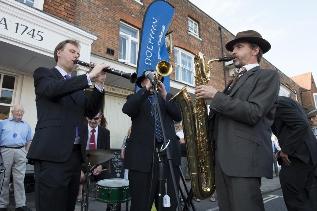 The Original Rabbit Foot Spasm Band   (pic:  Neil Goodwin)