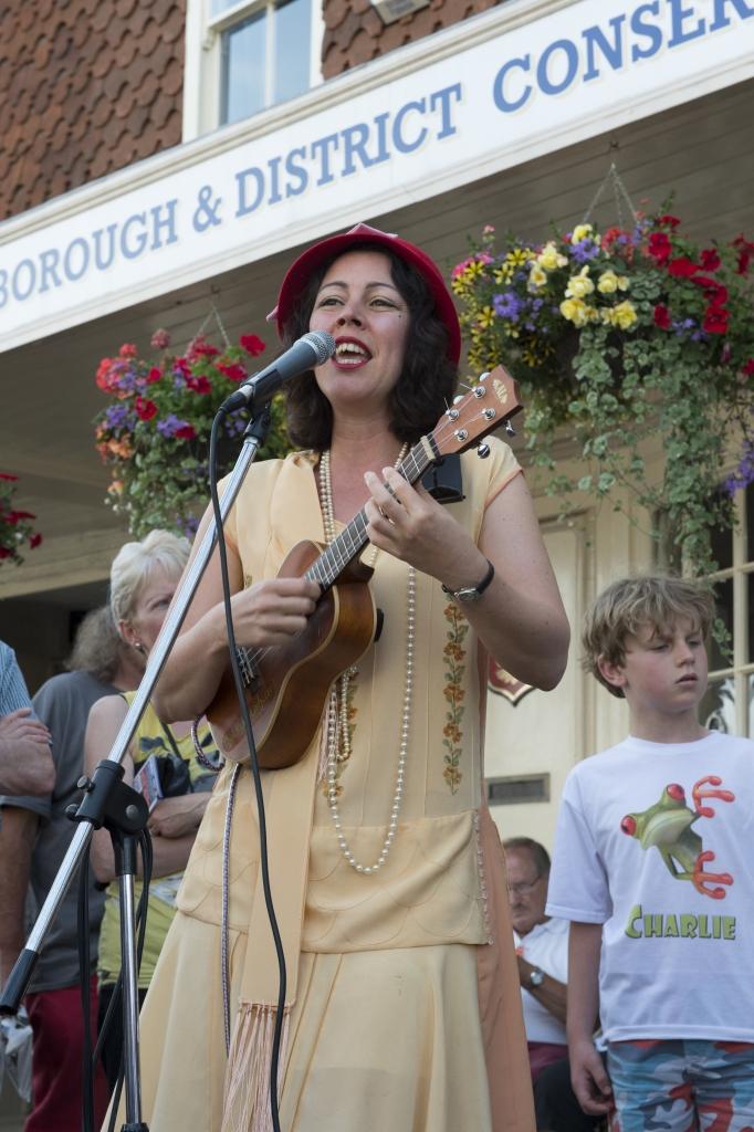 Sara Spade  (pic:  Neil Goodwin)