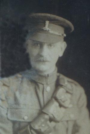 November 1918: back in uniform