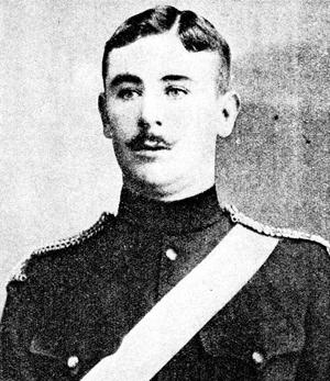 Trooper Fowler before the First World War