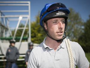 Craig Witheford (photo courtesy Edward Whittaker, Racing Post)
