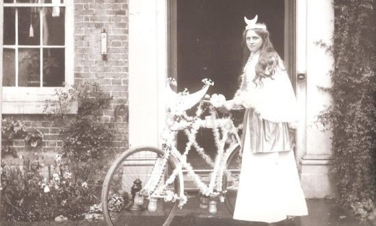 Kitty King - image courtesy of Pewsey Heritage Centre