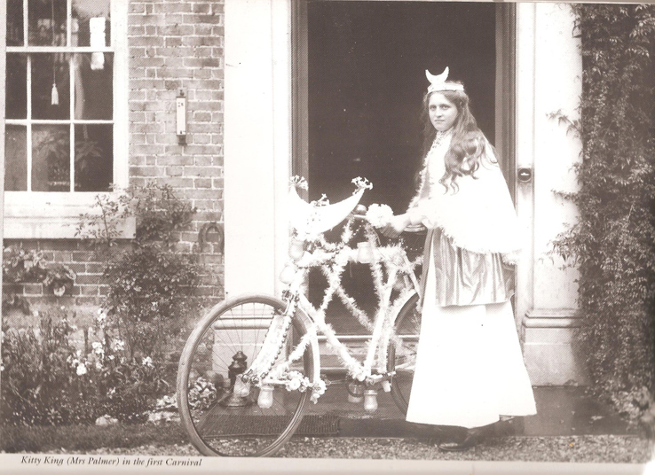 Kitty King - image courtesy of Pewsey Heritage Centre