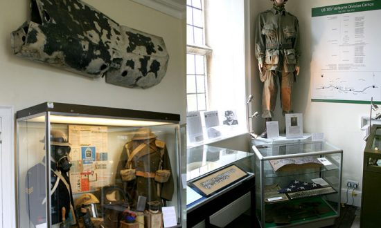 Part of the Kennet Valley at War Trust collection