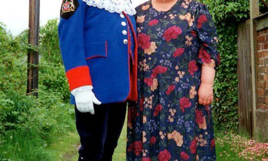 Alfie and Annie Johnson