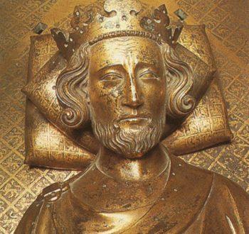 Effigy of King Henry III