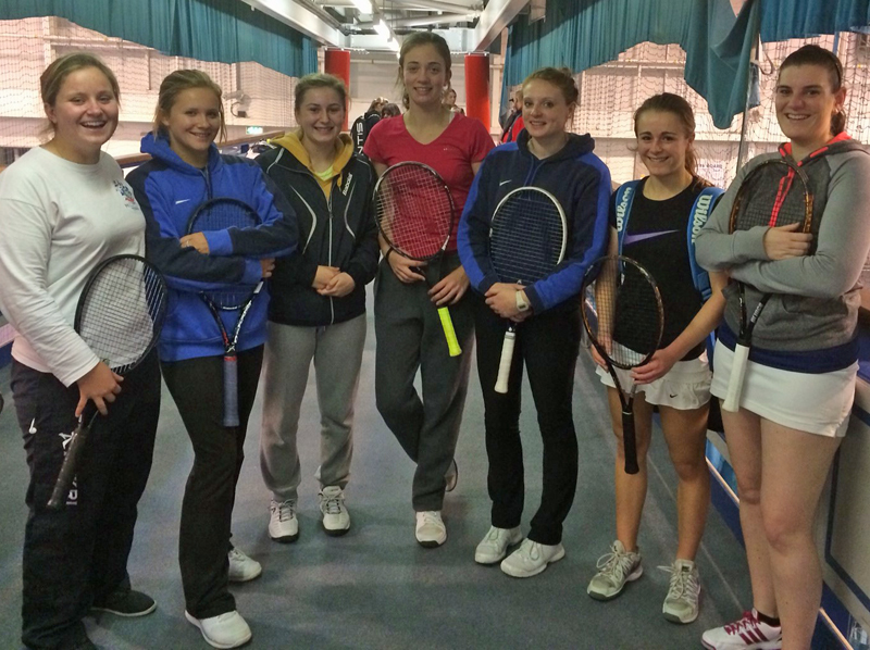 Ladies County Cup - Winter