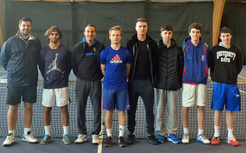 Mens County Cup - Winter 14