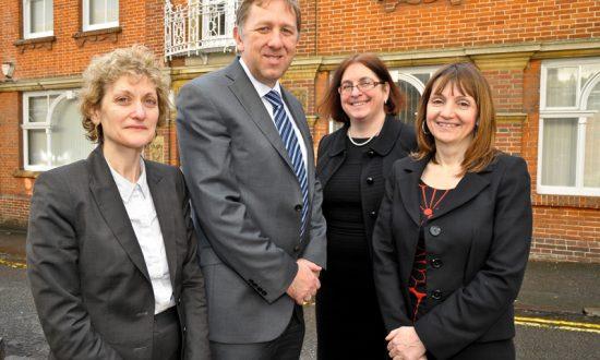 Withy King's Marlborough team