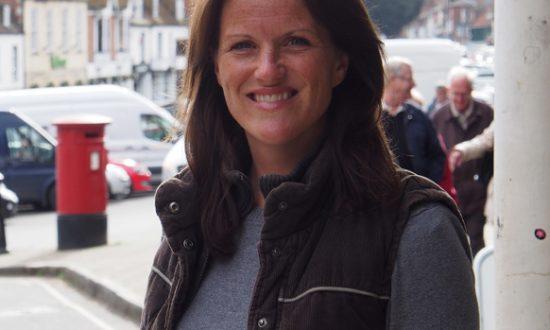 Major Kate Philp