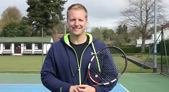 Martin Wright (photo courtesy LTA)
