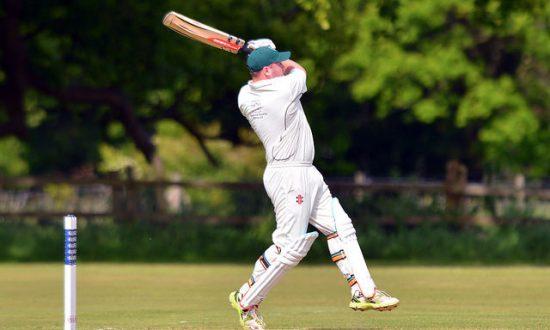 Brad Frost Marlborough's Kiwi in fine blasting form against Winsley on Saturday