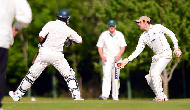 George Penfold (Penners) willl bring all his bat and glove experience to strengthen the team on Saturday