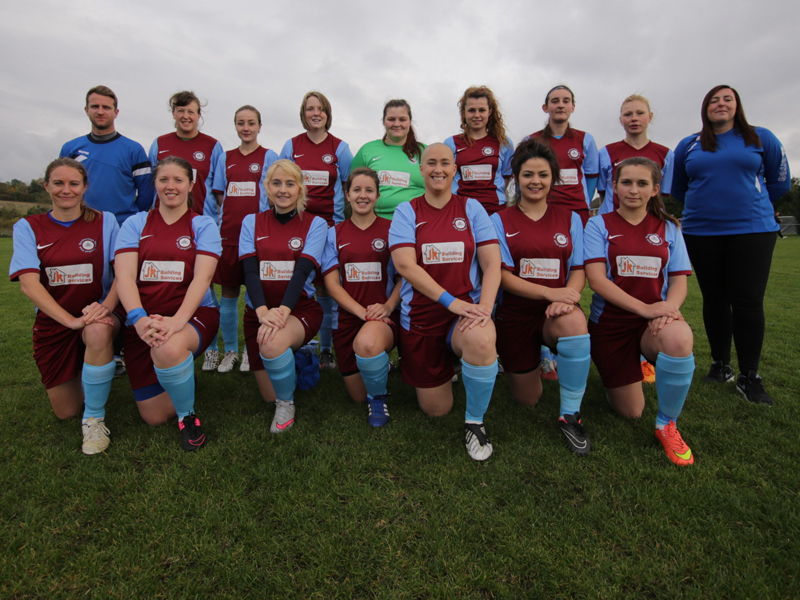 Marlborough Town Ladies 2015