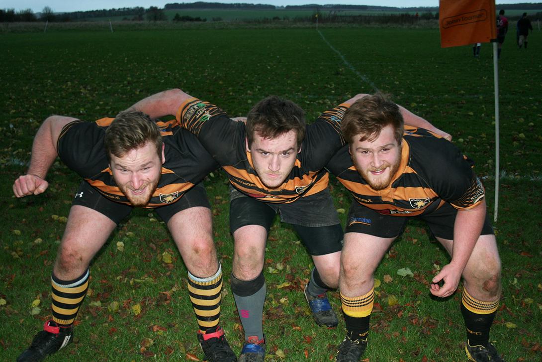 Beanland Bros - Hugo, Bertie and Ben
