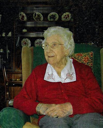Grace Denman in 2012
