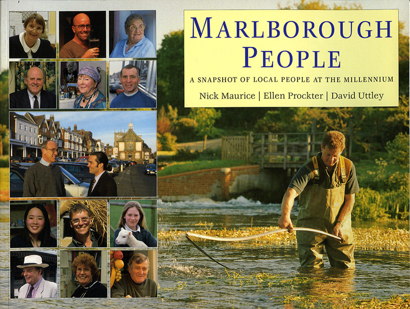 The original MARLBOROUGH PEOPLE