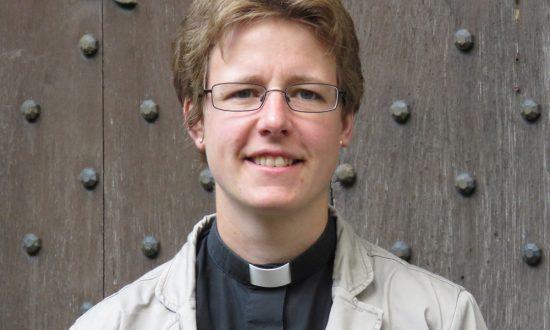 Rev Dr Janneke Blokland