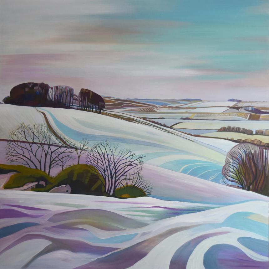 Upham View - Anna Dillon