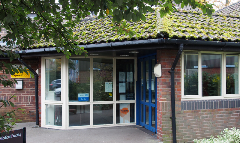 Marlboropugh Medical Practice - one of Wiltshire's 55 GP practices
