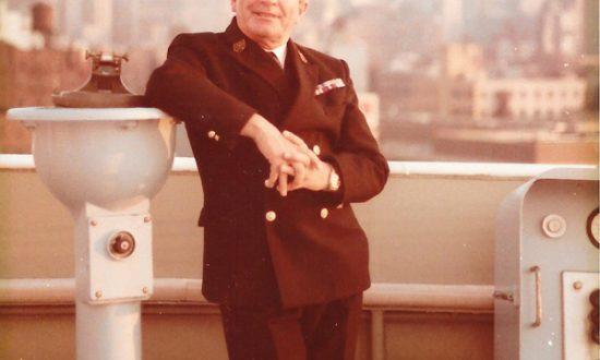 Johnny O'Keeffe - merchant seaman