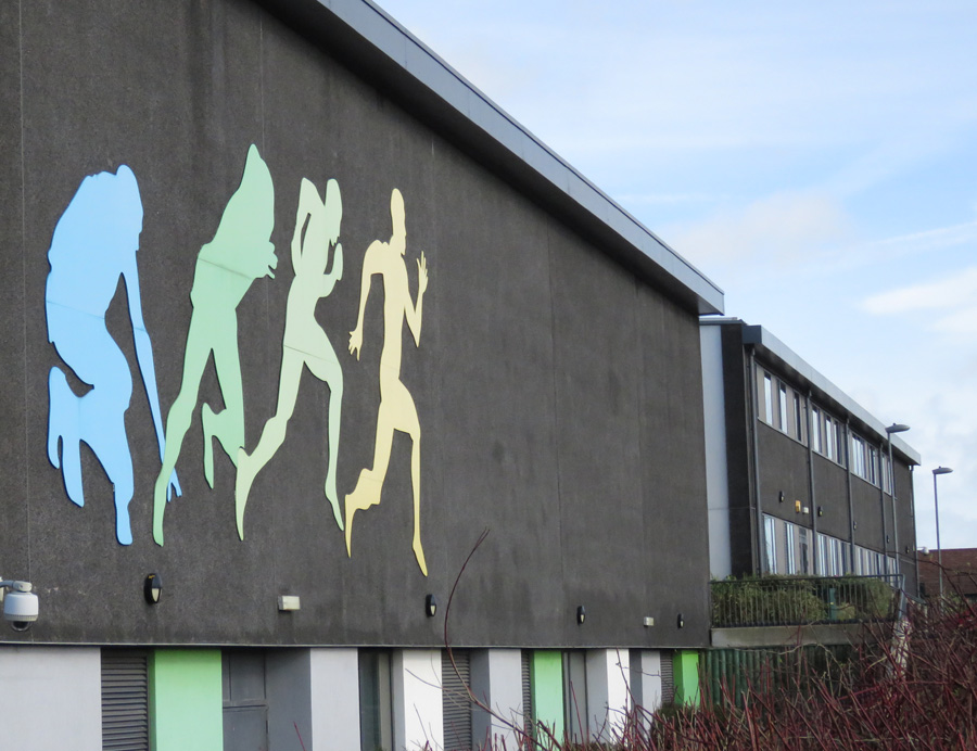 St John's Academy: healthy mind, healthy life