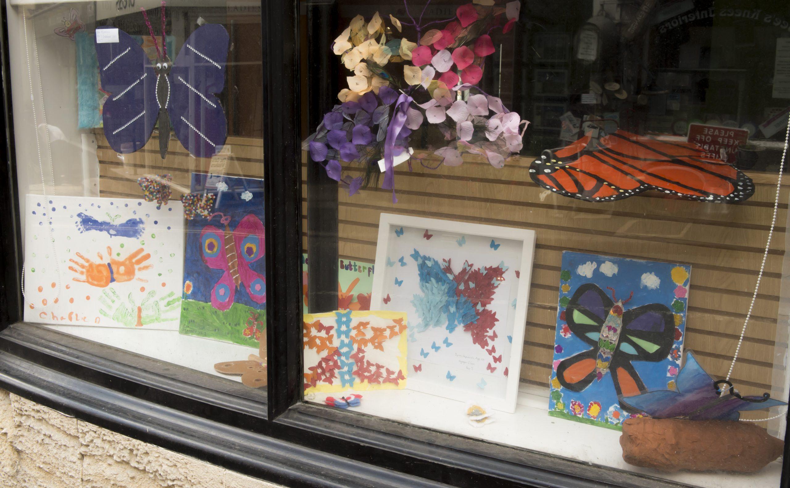 Third window at Helen & Douglas House