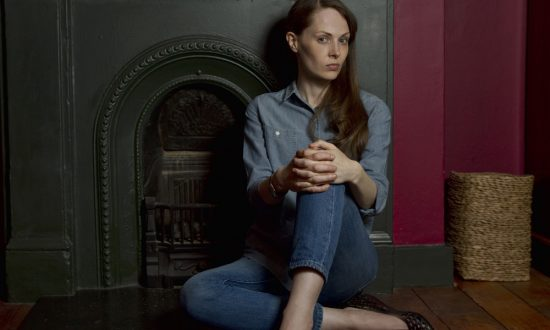 Gwendoline Riley (photo copyright Adrian Lourie/Writer Pictures)