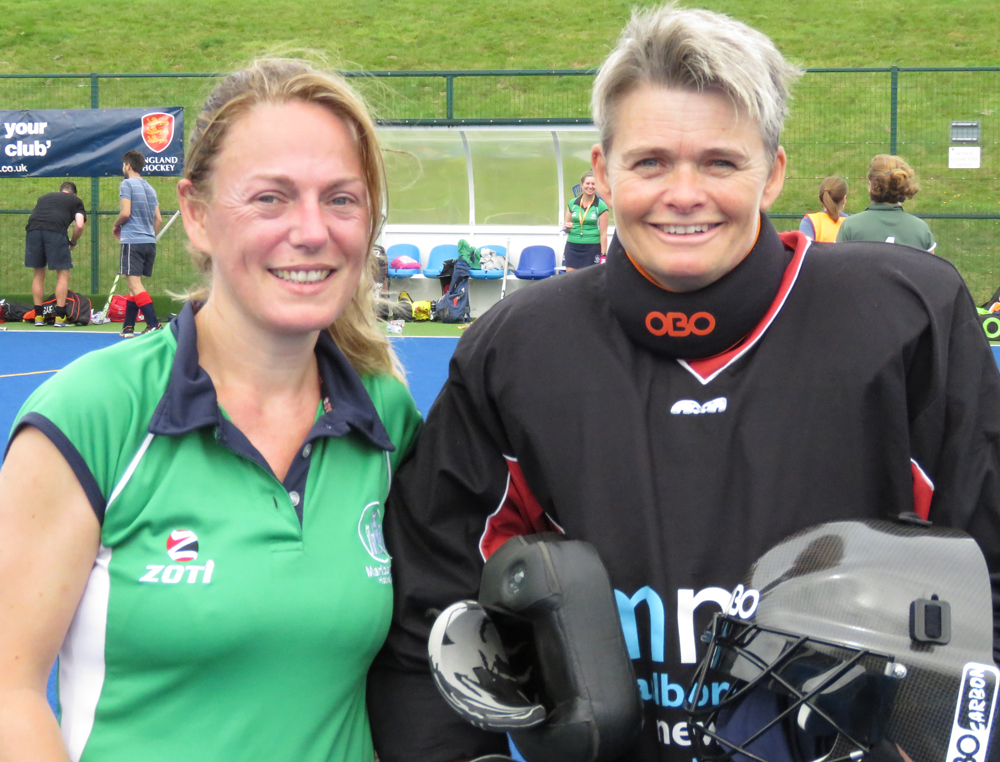 Penny Bowen & Vicky Moxham