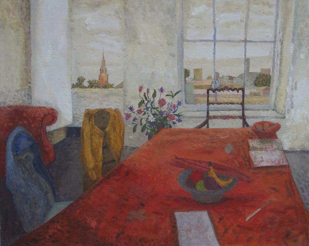 Victoria Jinivizian:  Interior, Notting Hill