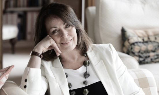 Rose Tremain (Photo copyright David Kirkham)
