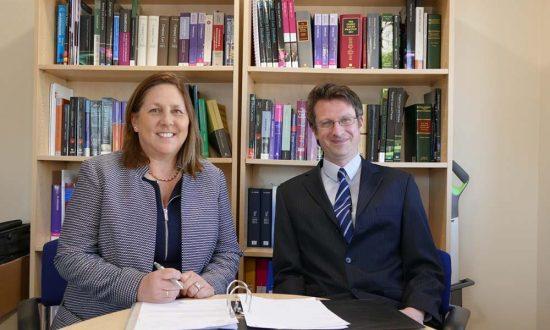 Karen Salmon and Alex Atkins of Marlborough Law Ltd