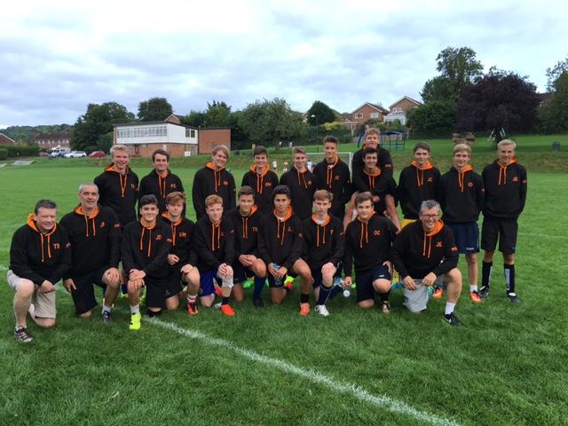 MYFC U18 team