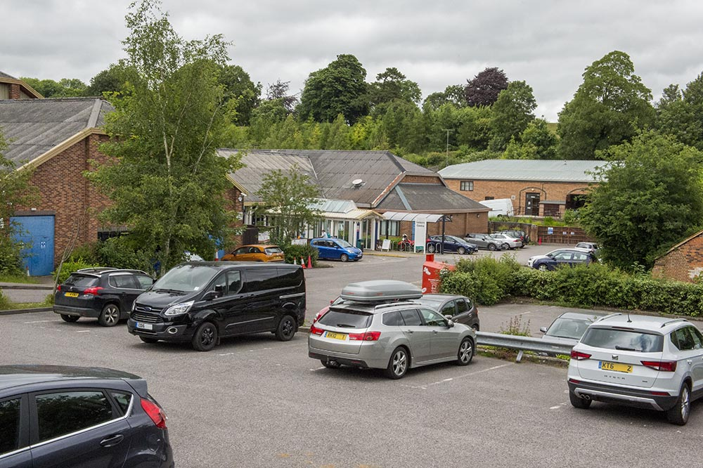 Marlborough Leisure Centre and car park - where to buy the Kebabs and Burgers?
