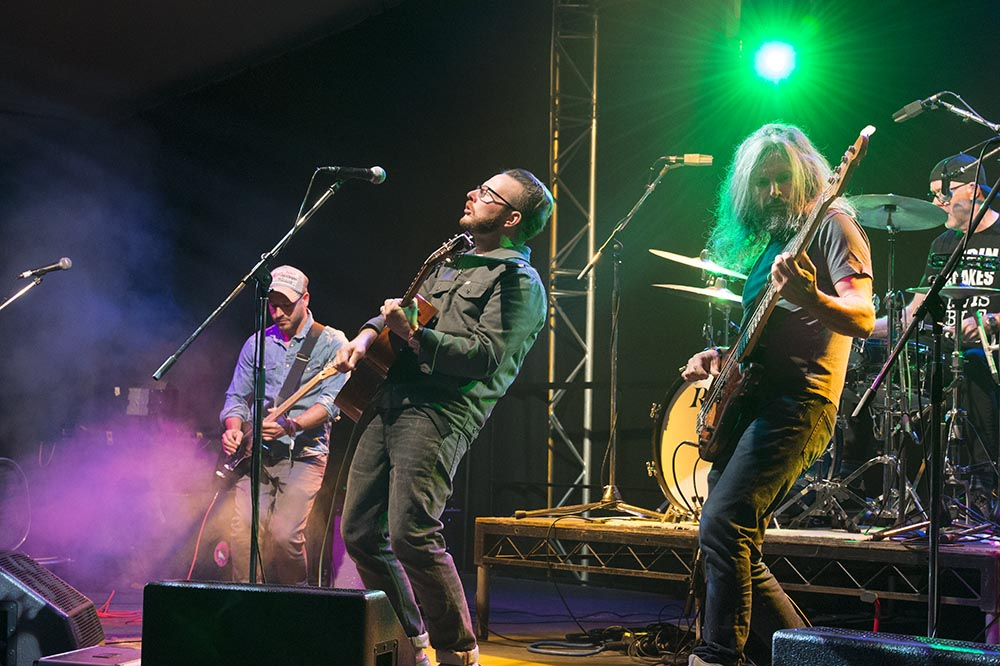 Turin Brakes at The Priory