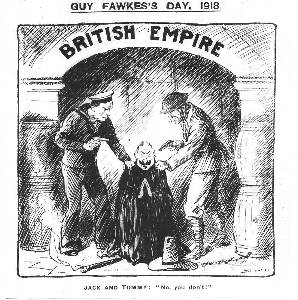 Marlborough Times, 2 November 1918