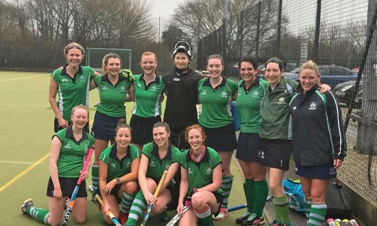 The Ladies' Firsts who beat Weymouth