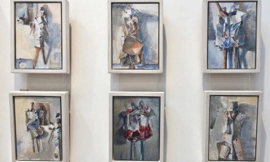 Timmy Saville: Figure Studies