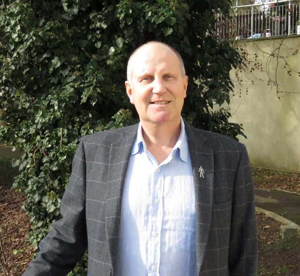 Councillor Jerry Wickham